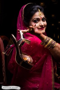 Manish Singh Photography Bridal portrait