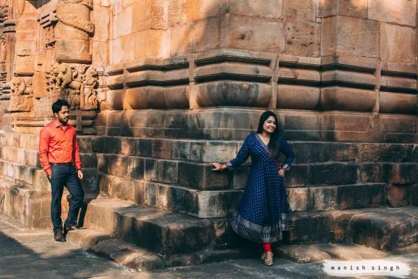 Manish Singh Photography post-wedding Bhubaneswar