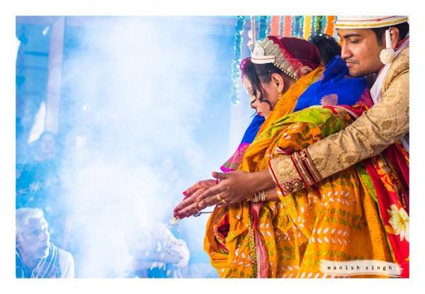 Manish Singh Photography Bengali Wedding Bhubaneswar