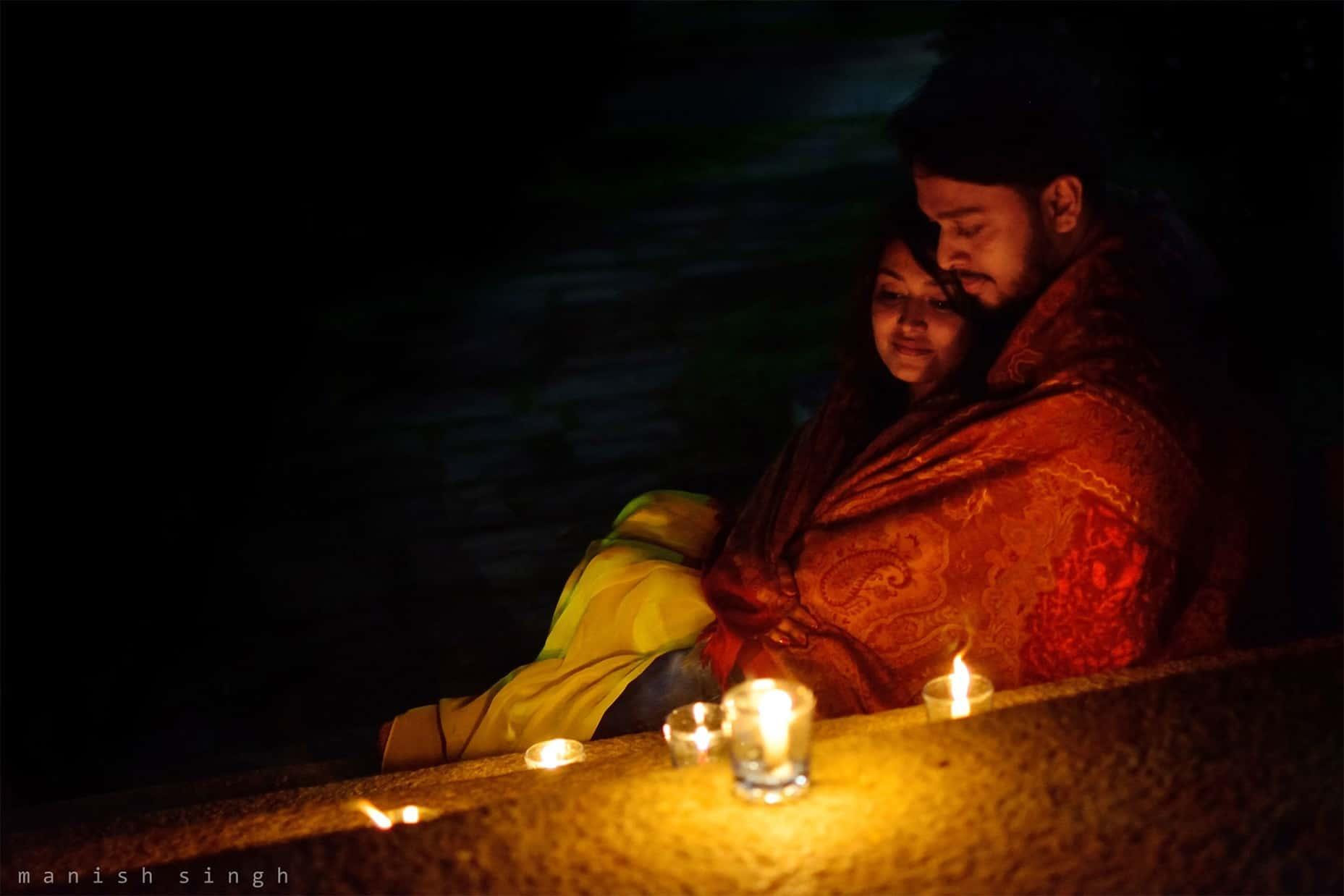 Manish Singh Photography Pre-wedding scenic