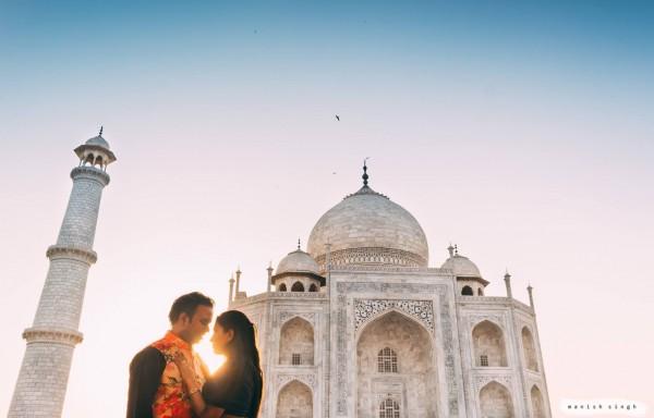 Manish Singh Photography Taj Mahal