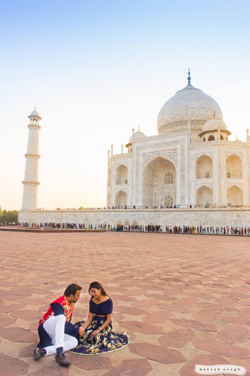 Manish Singh Photography Taj Mahal2