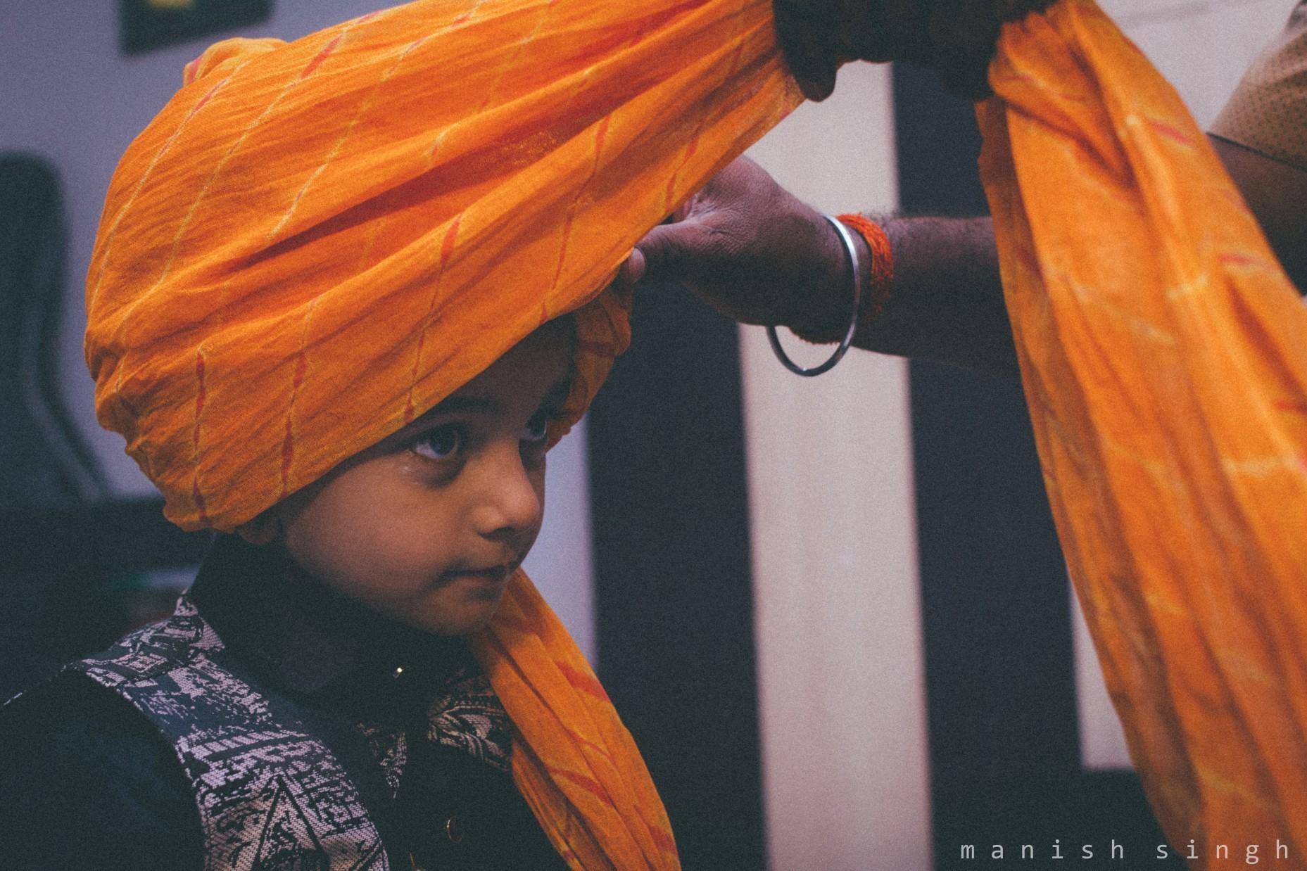 Manish Singh Photography kid