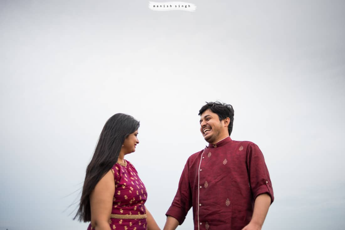 Pre-wedding Photography Bhubaneswar